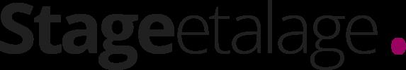 Stage etalage – NSPOH logo